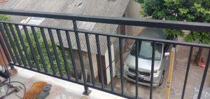 Tralis Balkon Rumah (Lantai 2)